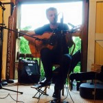Flavio Sala plays at the barn!