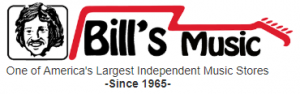 Bill's Music became a sponsor of RBB at the begining of the 2018 season, please support them and say thanks whenever you can!